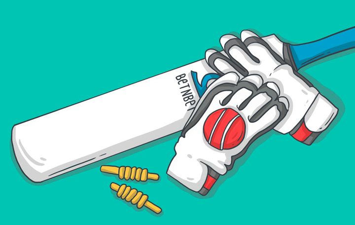Cricket betting is more popular