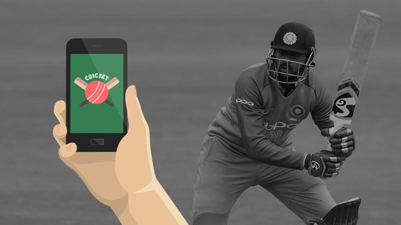 Cricket online betting apps