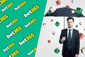 Bet365 by using a bonus code