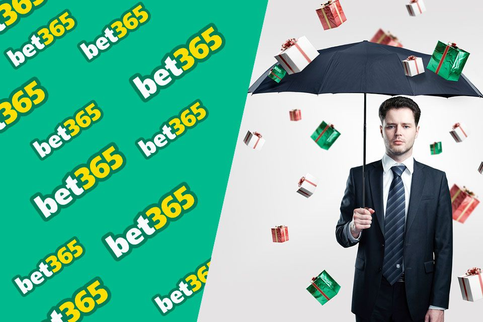 Bet365 by using a bonus code