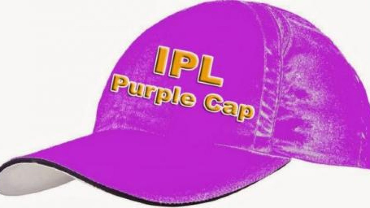 purple cap in the IPL 2020